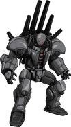 Bofoi (Metal Knight) (A Hero Nobody Knows)