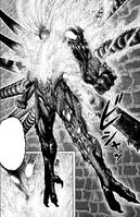 Orochi en Mode de combat