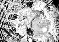 Défaite du Roi des Monstres par Chauve Capé (version 1)