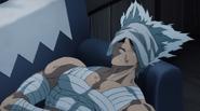 Garou with a fever