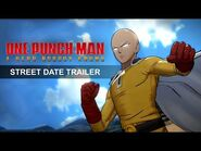 ONE PUNCH MAN- A HERO NOBODY KNOWS - Release Date Announce Trailer