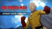 ONE PUNCH MAN A HERO NOBODY KNOWS - Release Date Announce Trailer