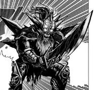 Старый дизайн Палача дьявольского меча
