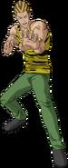 (Tanktop Tiger) (A Hero Nobody Knows)
