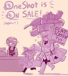 OneShot is on sale - 2017