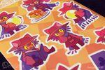 Niko stickers