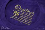 OneShot shirt's collar
