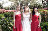 Peyton, Haley and Brooke