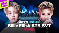 4K 마마무도 기다린 원어스의 퇴폐 섹시 퍼포먼스 Billie Eilish BTS SVT ONEUS Choreography STAGE BREAK