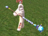 Water Crystal Staff