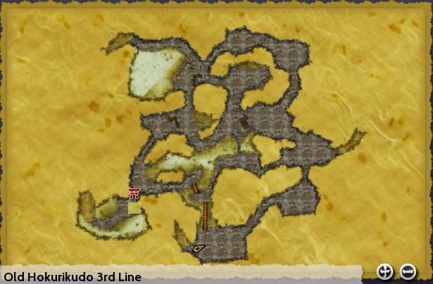 Old Hokurikudo 3rd Line