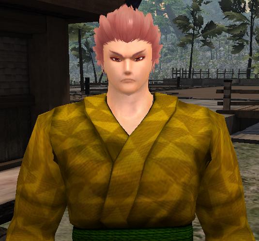 Yoshiro the Lumberjack