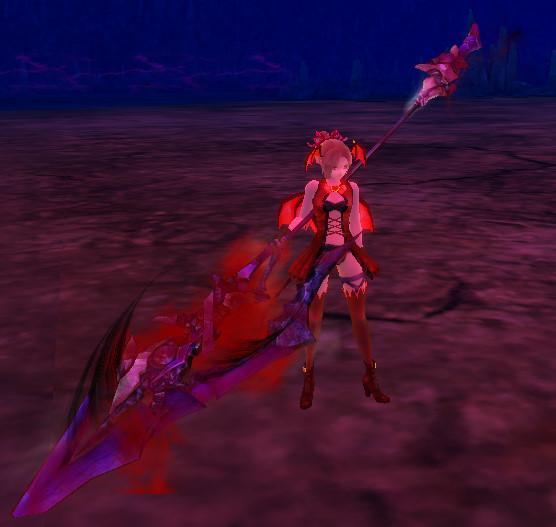 Dark Lance of Oblivion - Nadir