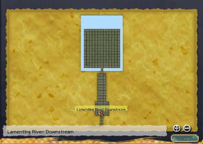 Lamenting River: Downstream