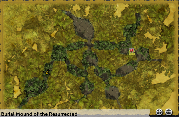 Burial Mound of the Resurrected