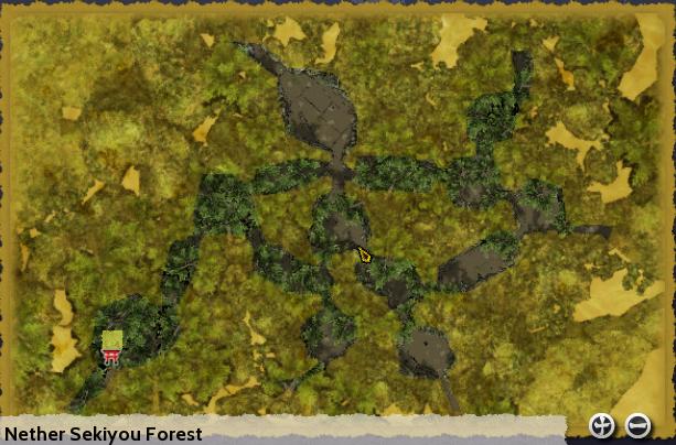 Nether Sekiyou Forest