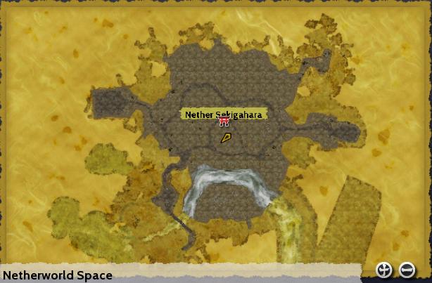 Netherworld Space