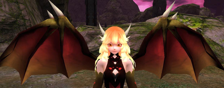 Ryun the Dragon Girl