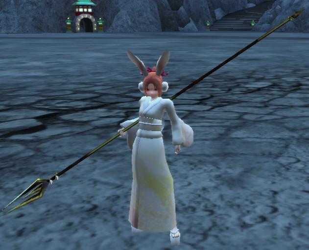 Commander's Spear