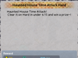 Haunted House Time Attack Hard