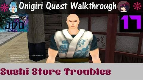 Onigiri Quest Walkthrough Sushi Store Troubles Part 17