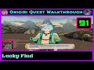 Onigiri Quest Walkthrough - Lucky Find - Part 91🌸🐲