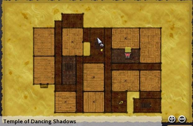 Temple of Dancing Shadows