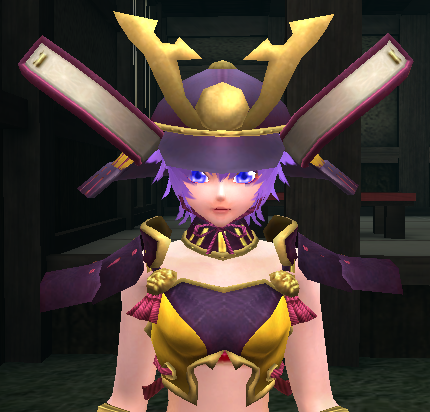 Tiny Commander Yoshiko