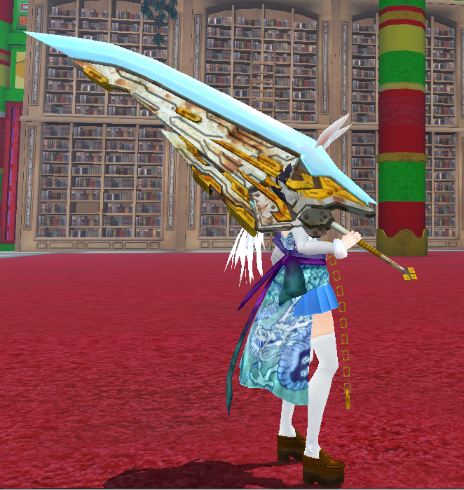 Ancient Cielo Oodachi