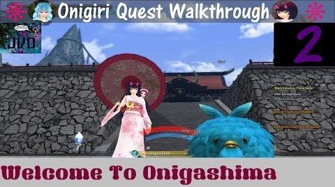 Onigiri Quest Walkthrough Welcome To Onigashima Part 2