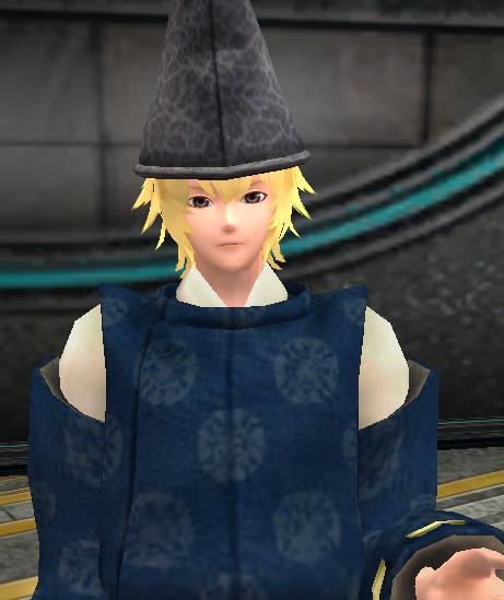 Shinokichi the Guard