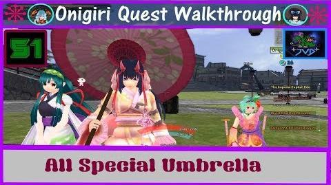 Onigiri Quest Walkthrough All Special Umbrella Part 51🐲