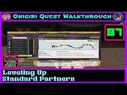 Onigiri Quest Walkthrough - Leveling Up Standard Partners - Part 87🌸🐲