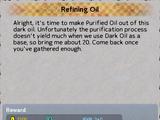 Refining Oil