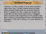 The Blind Magician