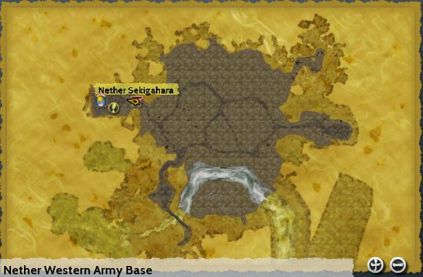 Nether Western Army Base