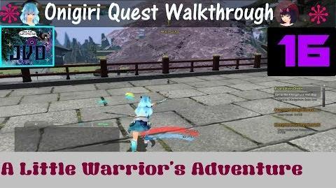 Onigiri Quest Walkthrough A Little Warrior's Adventure Part 16
