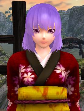 Tadayoshi's Sister Tsubata