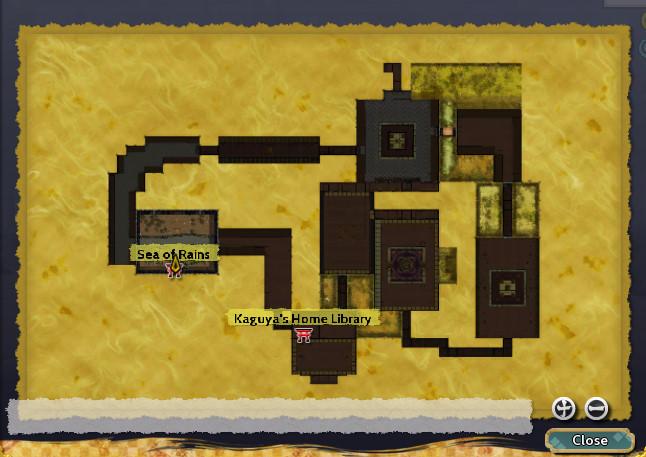 Kaguya's Home Enterance
