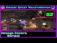 Onigiri Quest Walkthrough - Iwanga Cavern Normal - Part 82🌸🐲