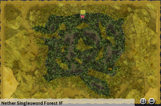 Nether Singlesword Forest