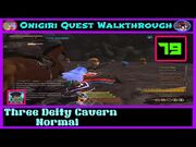 Onigiri_Quest_Walkthrough_-_Three_Deity_Cavern_Normal_-_Part_79🌸🐲