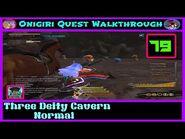 Onigiri Quest Walkthrough - Three Deity Cavern Normal - Part 79🌸🐲