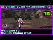 Onigiri Quest Walkthrough - Welcome To Oosumi Plains West - Part 76🌸🐲