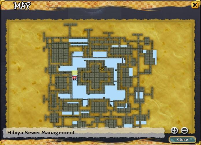 Hibiya Sewer Management