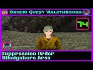 Onigiri Quest Walkthrough - Suppression Order Kikaigahara Area - Part 74🌸🐲