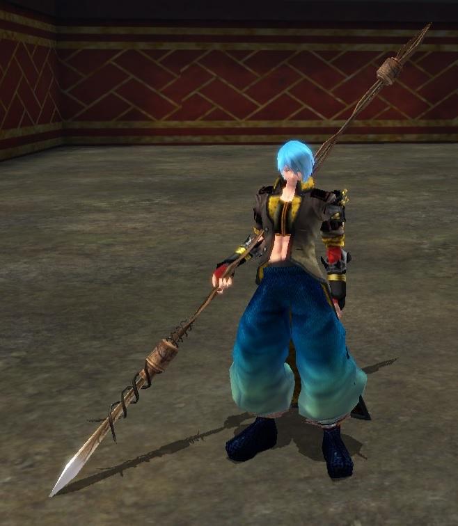 Ash Spear