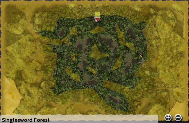 Singlesword Forest