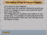 The Palace of Rain & Princess Kaguya