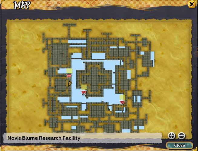 Novis Blume Research Facility